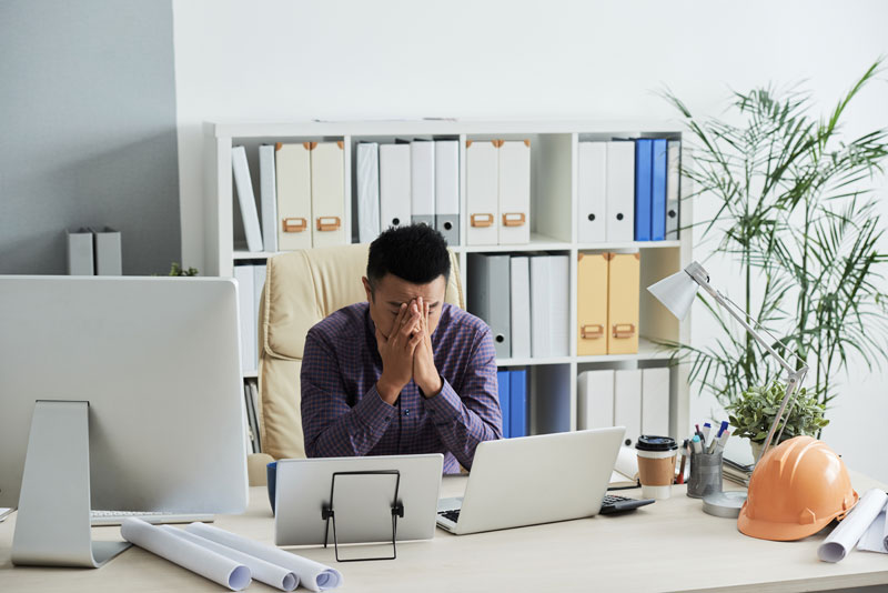 Tell Tale Signs of Depression In The Workplace